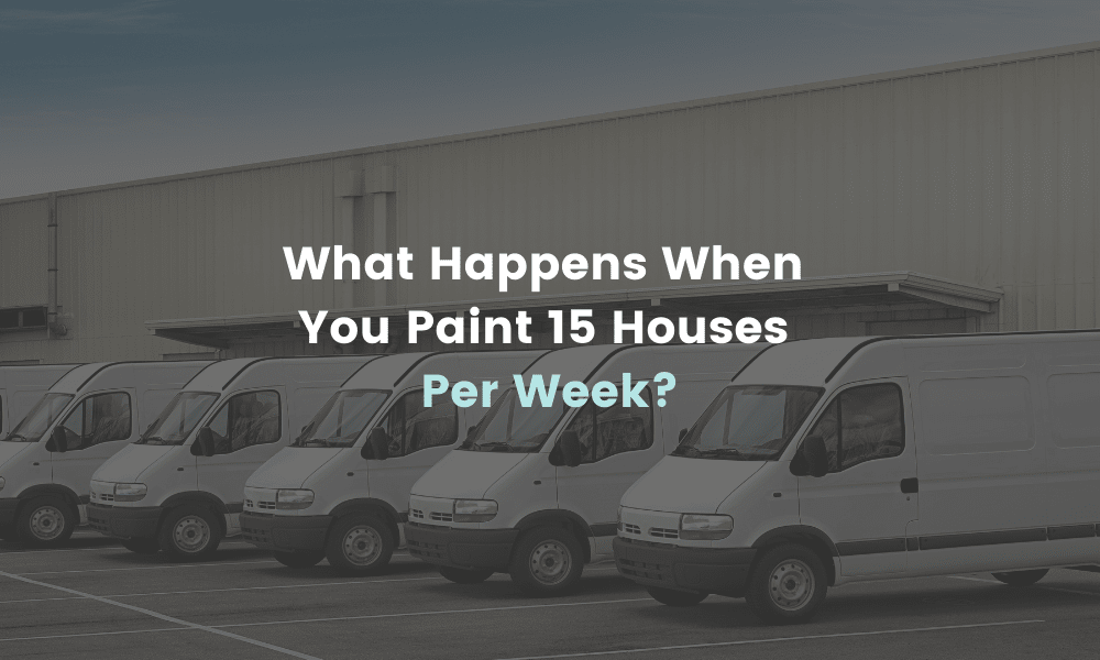 How Much Does a Painting Contractor Make a Year?