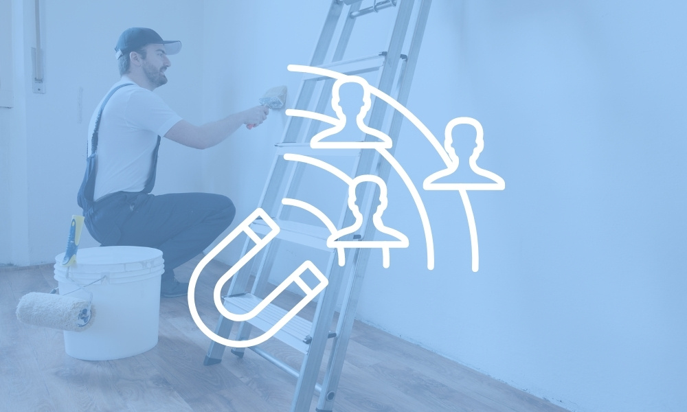 how to get free painting leads
