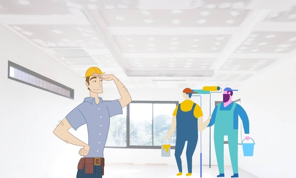 how to subcontract painting jobs